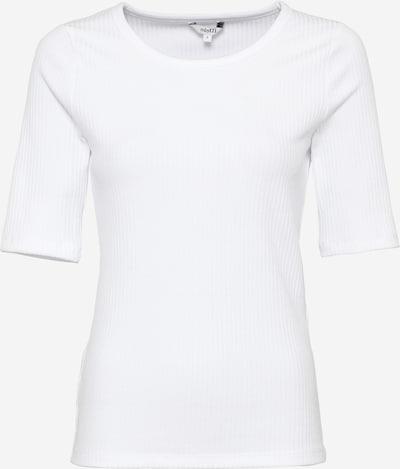 mbym Shirt 'Wiktoria' in weiß, Produktansicht