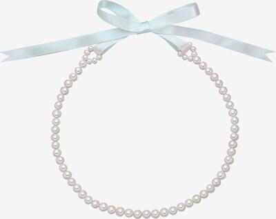 Valero Pearls Perlen-Kette in weiß, Produktansicht