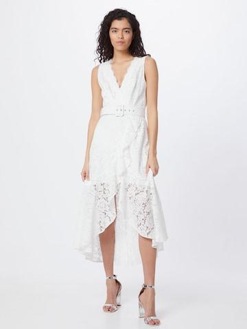 GUESS Φόρεμα 'RANDA' σε λευκό