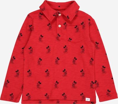 GAP Shirt in red mottled / black, Item view