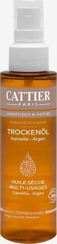 Cattier Bath Oil 'Kamelie & Argan Sublime Alchimie' in