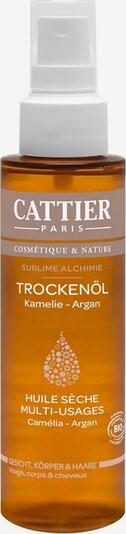 Cattier Trockenöl 'Kamelie & Argan Sublime Alchimie' in transparent, Produktansicht