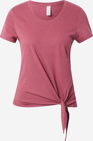 Bally Functioneel shirt 'FIFI' in Roze