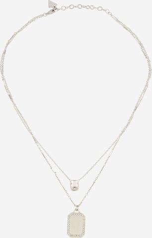 GUESSLančić - srebro boja