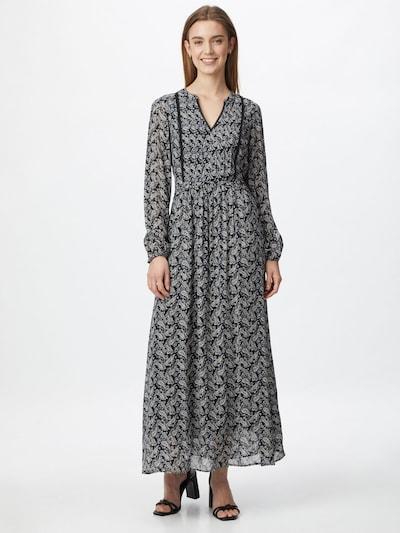 Maison 123 Společenské šaty - černá / bílá, Model/ka
