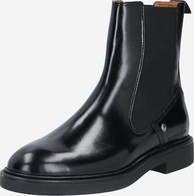 G-Star RAW Chelsea Boots ' 'Corbel' i sort: Frontvisning