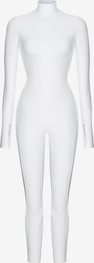 Monosuit Overall 'MONOSKIN' in weiß, Produktansicht