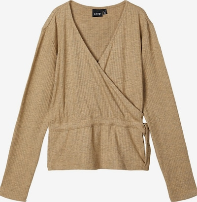 NAME IT Pullover in hellbraun, Produktansicht