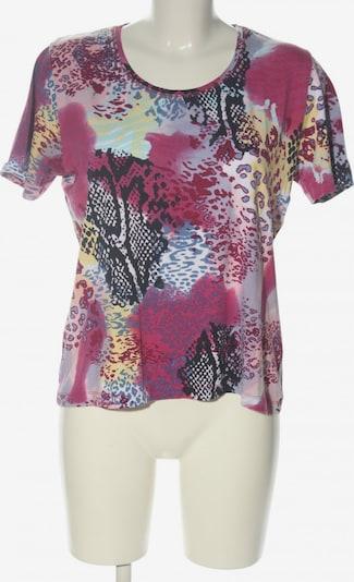 Gelco Print-Shirt in XL in pink / schwarz, Produktansicht