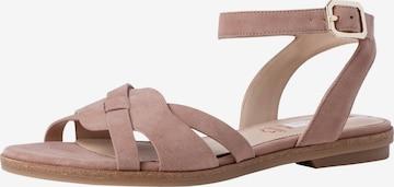 s.Oliver Sandale in Pink