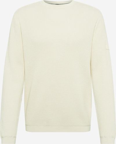 JOOP! Jeans Pull-over 'Icarus' en blanc naturel, Vue avec produit