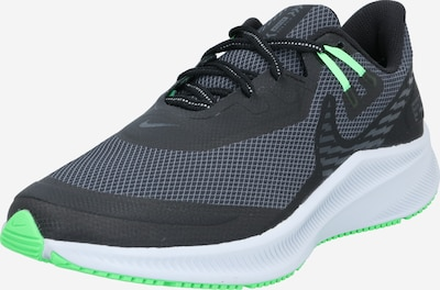 NIKE Спортни обувки в сиво / мента / черно, Преглед на продукта