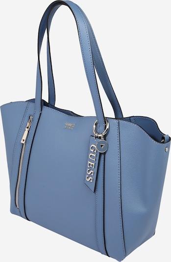 GUESS Shopper torba 'NAYA' u sivkasto plava, Pregled proizvoda