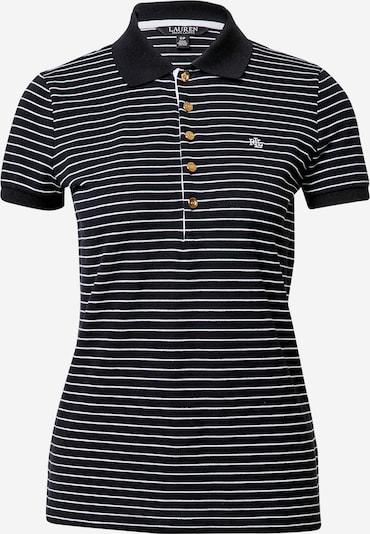 Lauren Ralph Lauren Koszulka w kolorze czarny / białym, Podgląd produktu