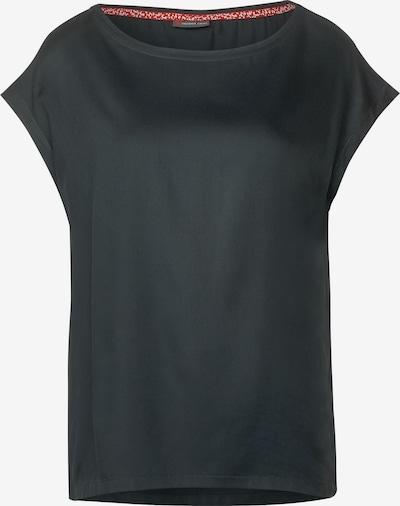 STREET ONE Shirtbluse in anthrazit, Produktansicht