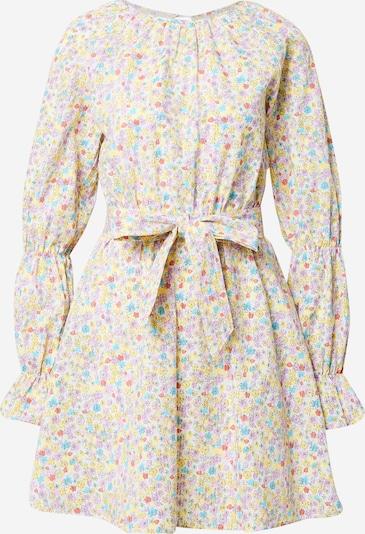 NA-KD Robe en mélange de couleurs, Vue avec produit