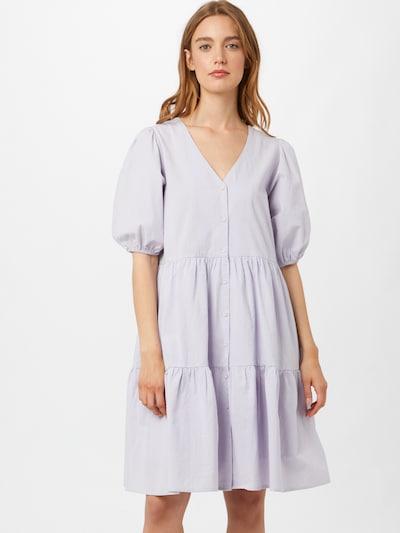 minimum Kleid 'AMEA' in lavendel, Modelansicht