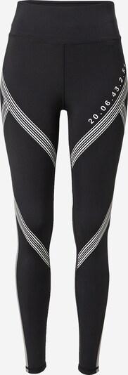 ONLY PLAY Pantalon de sport 'SHY' en noir / blanc, Vue avec produit