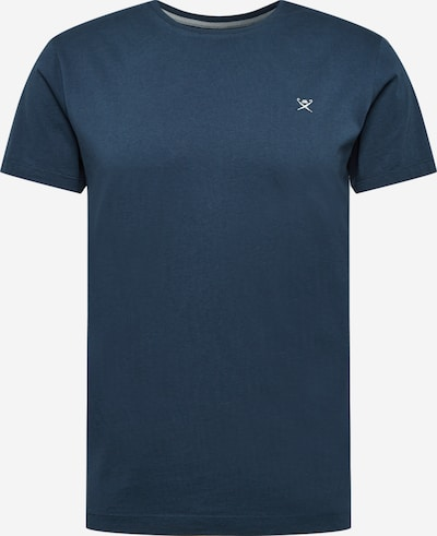 Hackett London Shirt in navy / grau, Produktansicht