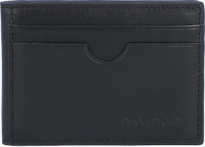 Davidoff Kreditkartenetui  'Essentials ' in schwarz, Produktansicht
