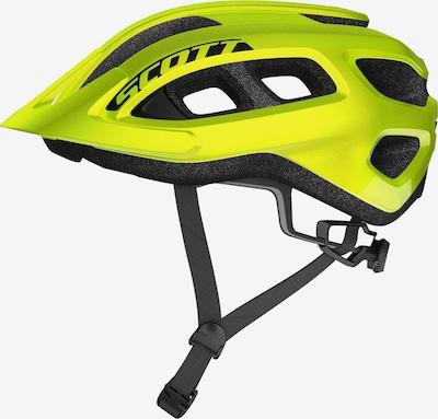 SCOTT Fahrradhelm 'Helmet Supra (CE)' in gelb, Produktansicht