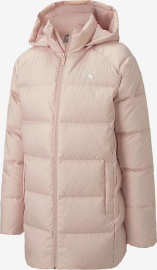 PUMA Veste d'hiver en rose, Vue avec produit