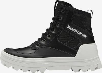 Sneaker înalt Reebok Classics pe negru, Vizualizare produs