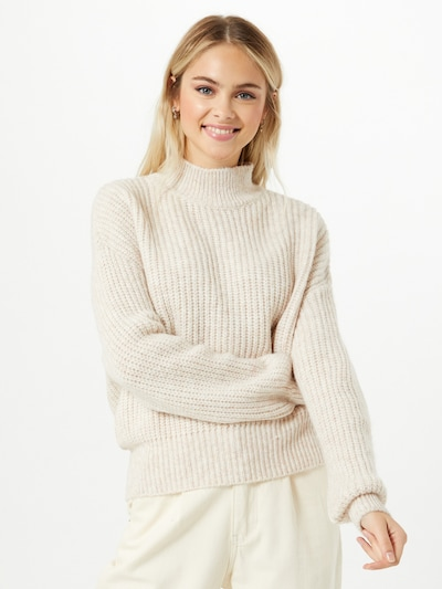 ABOUT YOU Pullover 'Tania' in beige, Modelansicht