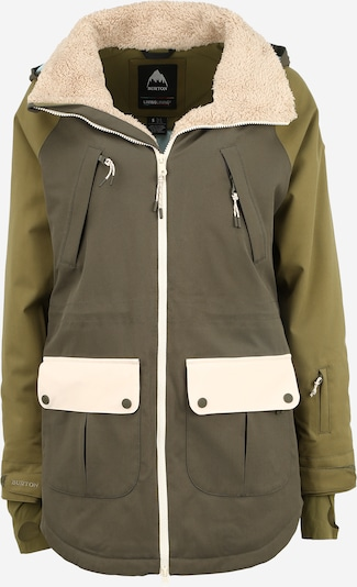 BURTON Outdoor jacket 'Prowess' in kitt / brown / olive, Item view