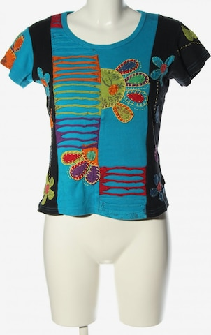 PUR Top & Shirt in S in Blue