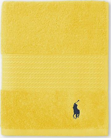 Ralph Lauren Home Towel in Yellow