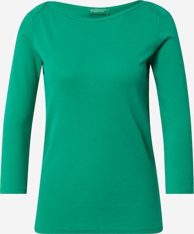 UNITED COLORS OF BENETTON T-shirt i mörkgrön, Produktvy