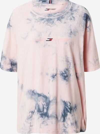 Tommy Sport Sportshirt in navy / rosa / rot / weiß, Produktansicht