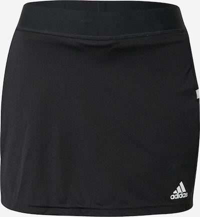 ADIDAS PERFORMANCE Athletic Skorts 'Team 19' in Black, Item view