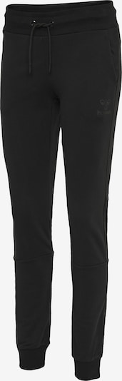 Hummel Pants in schwarz, Produktansicht