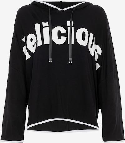 CIPO & BAXX Hoodie in schwarz / weiß, Produktansicht