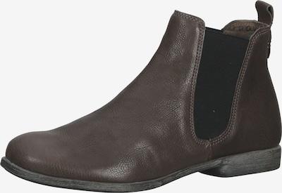 THINK! Chelsea Boots in dunkelbraun, Produktansicht