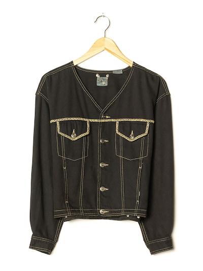 Lizwear Jeansjacke in L in black denim, Produktansicht
