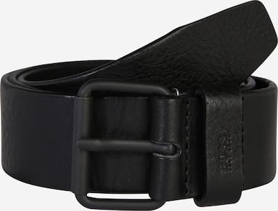 BOSS Gürtel 'Serge' in schwarz, Produktansicht
