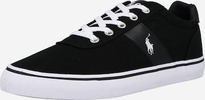 Polo Ralph Lauren Sneaker 'HANFORD' in schwarz / weiß, Produktansicht