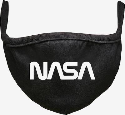 Mister Tee Предпазни маски 'NASA' в черно / бяло, Преглед на продукта