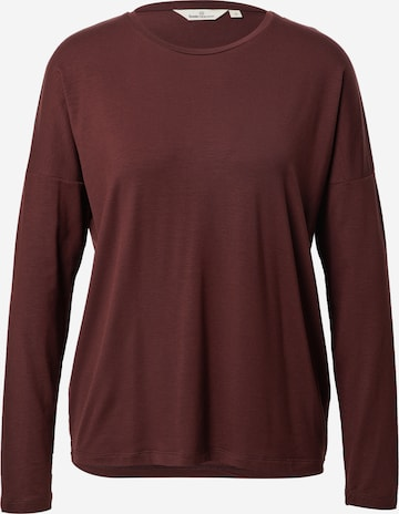 basic apparel Shirt 'Joline' in Braun