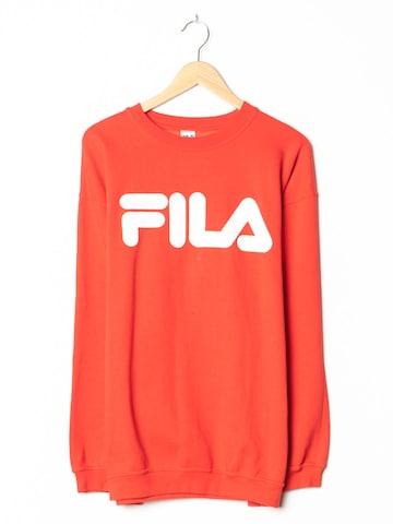 FILA Sweatshirt in L-XL in Rot
