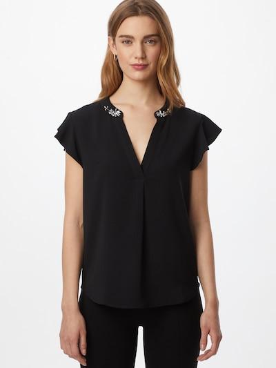 GUESS Blouse 'MATTEA' in de kleur Zwart, Modelweergave
