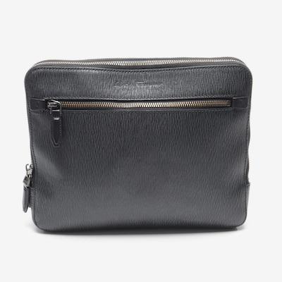 Salvatore Ferragamo Ledertasche in One Size in schwarz, Produktansicht