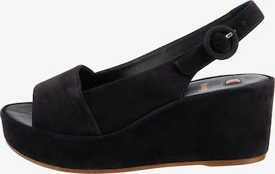 Högl Sandalette in dunkelblau, Produktansicht