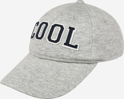 Carter's Cap in navy / graumeliert / weiß, Produktansicht