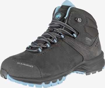 MAMMUT Boots 'Nova III Mid GTX' in Grey