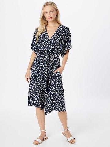 Louche Dress in Blue