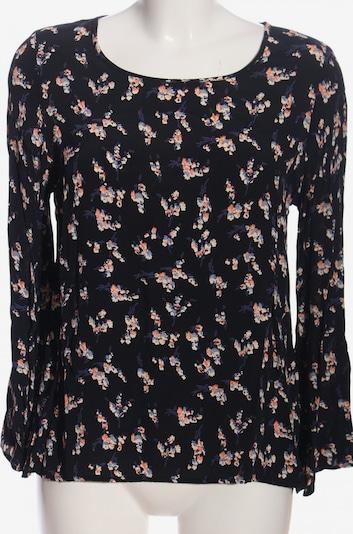 byTiMo Schlupf-Bluse in M in blau / schwarz, Produktansicht